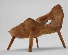 Модно: необработанные деревянные поверхности в интерьере