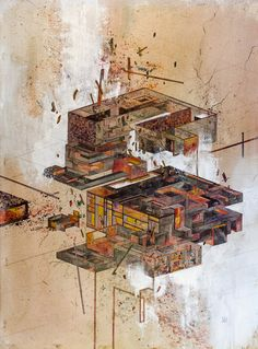 Drawings by Chicago-based artist Jacob van Loon (previously featured here). More images below.        Jacob van Loon's Website Jacob van Loonon Instagram Jacob van Loonon Facebook