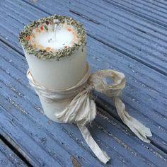 Erotica sex magic pillar candle ritual candle witchcraft hoodoo pagan Wiccan folk magic