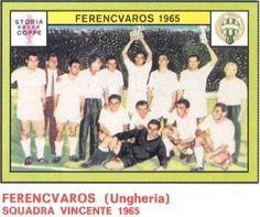 Fairs Cup Winners in 1965 - Ferencvaros. Finals, Club, Final Exams