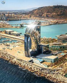BCN Barcelona Hotels, Barcelona Spain, Spain Travel, Planet Earth, Marina Bay Sands, New Experience, City Photo, Europe, Explore
