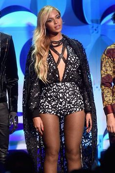 Beyoncè at Jay Z's new streaming service, TIDAL. In New York City March 30th, 2015