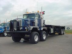 Canadian Kenworth Car Camper, Campers, Kenworth Trucks For Sale, Oil Field, Heavy Truck, Busses, Heavy Equipment, Rigs, Welding