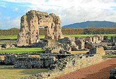 Shropshire's Great Days Out – Wroxeter Roman City