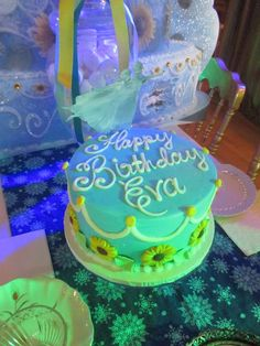 Frozen Fever Birthday Party   CatchMyParty.com