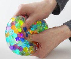 DIY Orbeez Stress Ball I Antistress Ball - All