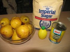 Mommy's Kitchen - Recipes From my Texas Kitchen!: Homemade Pear Honey