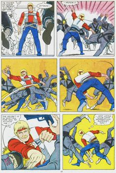 I Love Ya But You're Strange – Chuck Norris #1, the Greatest Comic Book Steve Ditko Ever Drew? | Comics Should Be Good! @ Comic Book Resources