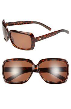 Zeal Optics 'Felicity' 62mm Polarized Plant Based Sunglasses