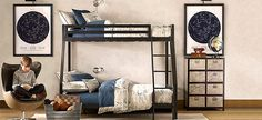 Teen Boy Beds With Excellent Black Bunk Beds And Awesome Swivel Chair Design For Teen Boy Bedroom Decorating - Teen Boy Bed Frame, Teen Boy Bedroom Sets. Unique Teen Bedrooms, Boys Bedroom Sets, Cool Bedrooms For Boys, Bunk Beds For Boys Room, Boys Bedroom Paint, Bunk Beds With Stairs, Boys Bedroom Decor, Awesome Bedrooms, Bedroom Themes