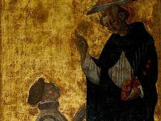 COMMUNITY ARTISTICA CULTURALE Google+  PALA DI PIGELLO PORTINARI Capolavoro del'400 MILANO L'opera ritrae San Pietro Martire e Pigello Portinari, committente della cappella in cui è conservata.E' stata restaurata -