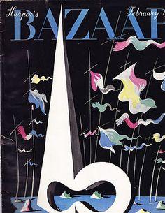 Harper's Bazaar February 1939