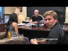 First National Bank McGregor - Chip & Joanna Gaines - Magnolia Homes - YouTube