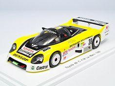 【Spark】1/43 Toyota 86C #38 Le Mans 1986 スパーク http://www.amazon.co.jp/dp/B00M3NIHPM/ref=cm_sw_r_pi_dp_kXhFub0S3NNJP