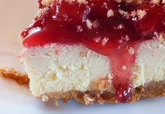 This is the BEST easy no bake cheesecake recipe. Whip together and chill...no hot kitchen.