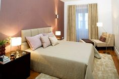 Private House 1 - Guest Room  Nice New Beige rug, Mambo Unlimited Ideas