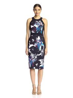 Badgley Mischka Women's V-Neck Peek-a-Boo Dress, http://www.myhabit.com/redirect/ref=qd_sw_dp_pi_li?url=http%3A%2F%2Fwww.myhabit.com%2Fdp%2FB01B625FAA%3F