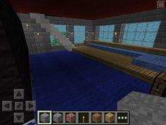Minecraft house Lounge