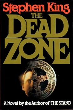 """The Dead Zone by Stephen King. Inscribed """"Stephen King Signed Hardcover Book with Dust Jacket. Small - less than - tear at the top of the spine on the dust jacket. I Love Books, Good Books, Books To Read, Amazing Books, Science Fiction, The Dead Zone, Lying Game, Stephen King Novels, Steven King"""