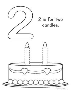 Cake Montessori Math, Teaching Math, In Kindergarten, Learning Activities, Preschool Activities, Birthday Coloring Pages, Printable Alphabet Letters, Math For Kids, Play To Learn