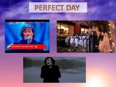 SUSAN BOYLE - PERFECT DAY