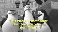 The Penguins of Madagascar Movie Only Released In Europe