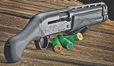 First Look: Gilboa Snake Double Barrel Weapons Guns, Guns And Ammo, Rifles, Springfield Rifle, Tactical Shotgun, Concept Weapons, Custom Guns, Military Guns, Firearms