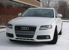 Audi A4 2009 - my fav luxury car