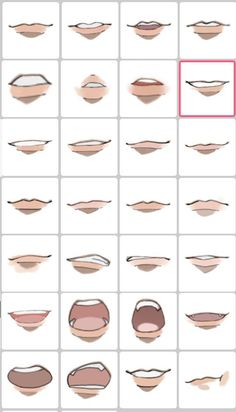 Body Drawing Tutorial, Eye Drawing Tutorials, Lip Tutorial, Art Tutorials, Drawing Techniques, Drawing Face Expressions, Art Inspiration Drawing, Art Drawings Sketches Simple, Pencil Art Drawings