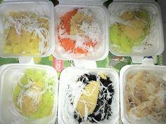 Colour - Taste - Variety of Sticky Rice in Vietnam