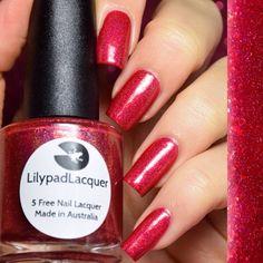 Lilypad Lacquer - Rock on Exclusive Hol Grail Box - November 2014 - too similar to pahlish
