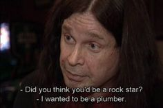 Ozzy Osbourne is... one of a kind (17 photos)