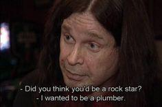Ozzy Osbourne is... one of a kind (17 photos)