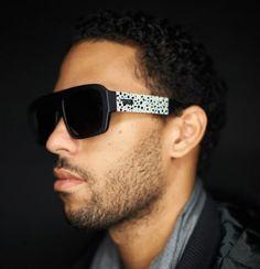 9FIVE   Tips Safari Polarized Sunglasses | Inspired by Nike Air Safari