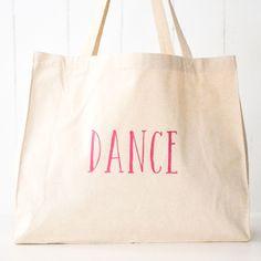 Tote Bag: Dance