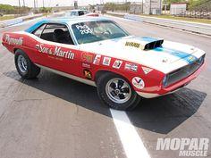 photos of sox & martin drag cars | Sox And Martin 70 Nhra Pro Stock Season