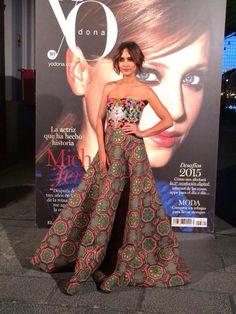 Premios Yo Dona 2015, las mejor vestidas de la alfombra roja