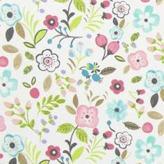 Prestigious Textiles Forest Friends Sweet Briar Fabric Collection 5868/204
