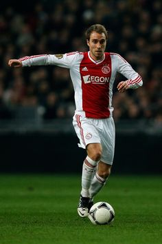 ~ Christian Eriksen on AFC AJAX ~