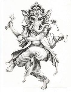 Ganesha - The remover of Obstacles I jfjtoronto.com