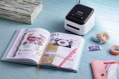 Mit dem ZINK Etikettendrucker können unzählige Kreationen gemacht werden! Advent, Printer, Brother, Inspiration, Pictures, Printing, Biblical Inspiration, Printers, Inspirational