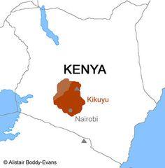 Major Ethnic Groups of Kenya: Kikuyu Ethnic Group in Kenya