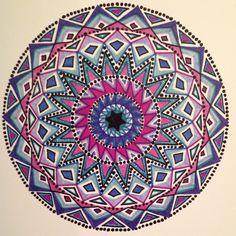 Mandala By Laurie Allen