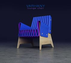 Varhany armchair is designed for young people who want to feel style, but can't invest to an expensive furniture.Its main advantage is the variability of the upholstering, which can every customer configure as he wish. The shape is inspired by the music…