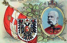 Franz Josef I. Emperor of Austria, King of Hungary & Bohemia! Sissi, Vintage Flag, Vintage Cards, Bohemia People, Joseph, Franz Josef I, Der Boxer, Holiday Service, Austrian Empire