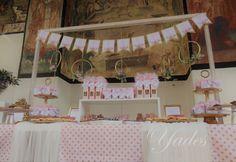 Candy Bar Christening, Chandelier, Ceiling Lights, Candy, Bar, Home Decor, Candelabra, Decoration Home, Room Decor
