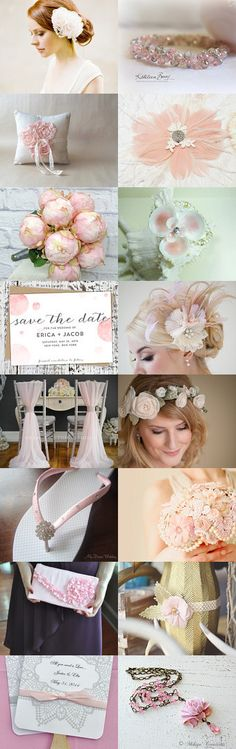 Dreamy Blush by parsi on Etsy--Pinned with TreasuryPin.com