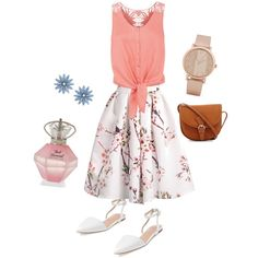 Spring ready by Dresstress on Polyvore featuring polyvore, fashion, style, Monsoon, Best Society, R.J. Graziano and ALDO