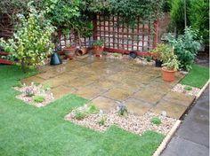 Algunas ideas para jardines pequeños