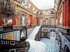 Herrenchiemsee Palace Germany